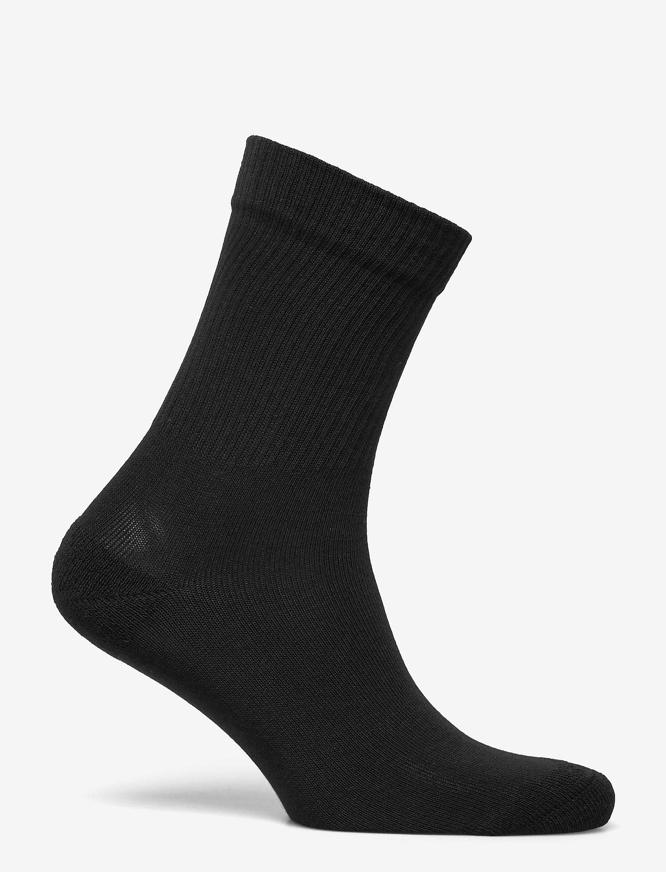 Reebok Classics - CL FO Crew Sock 3P - kousen - black - 1