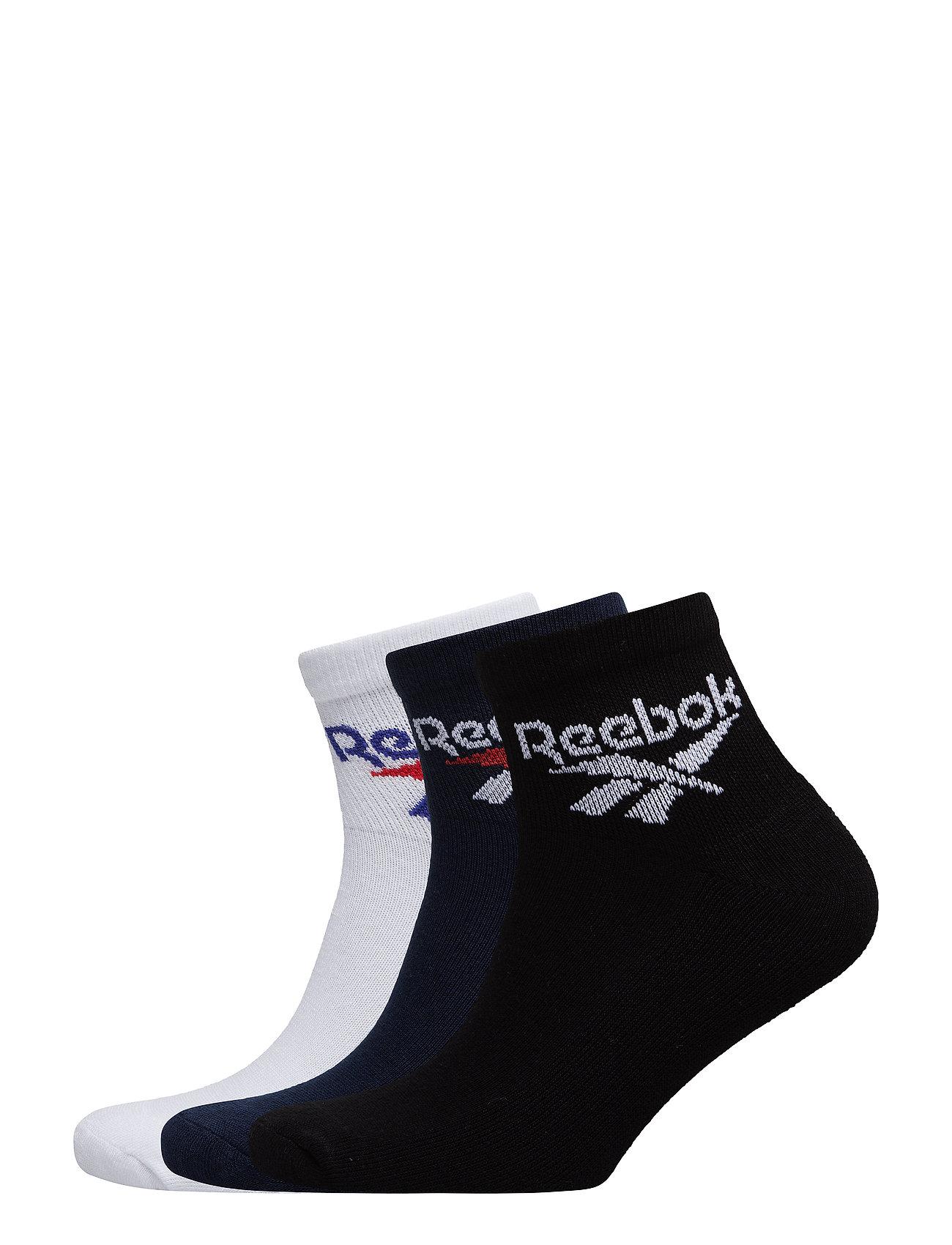 9f9a9647b91 Cl Lost   Found Sock (Black conavy white) (111.75 kr) - Reebok ...