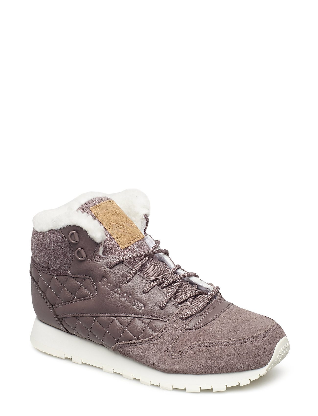 Reebok Classics CL LTHR ARCTIC BOOT - ALMOST GREY/CHALK/CAM