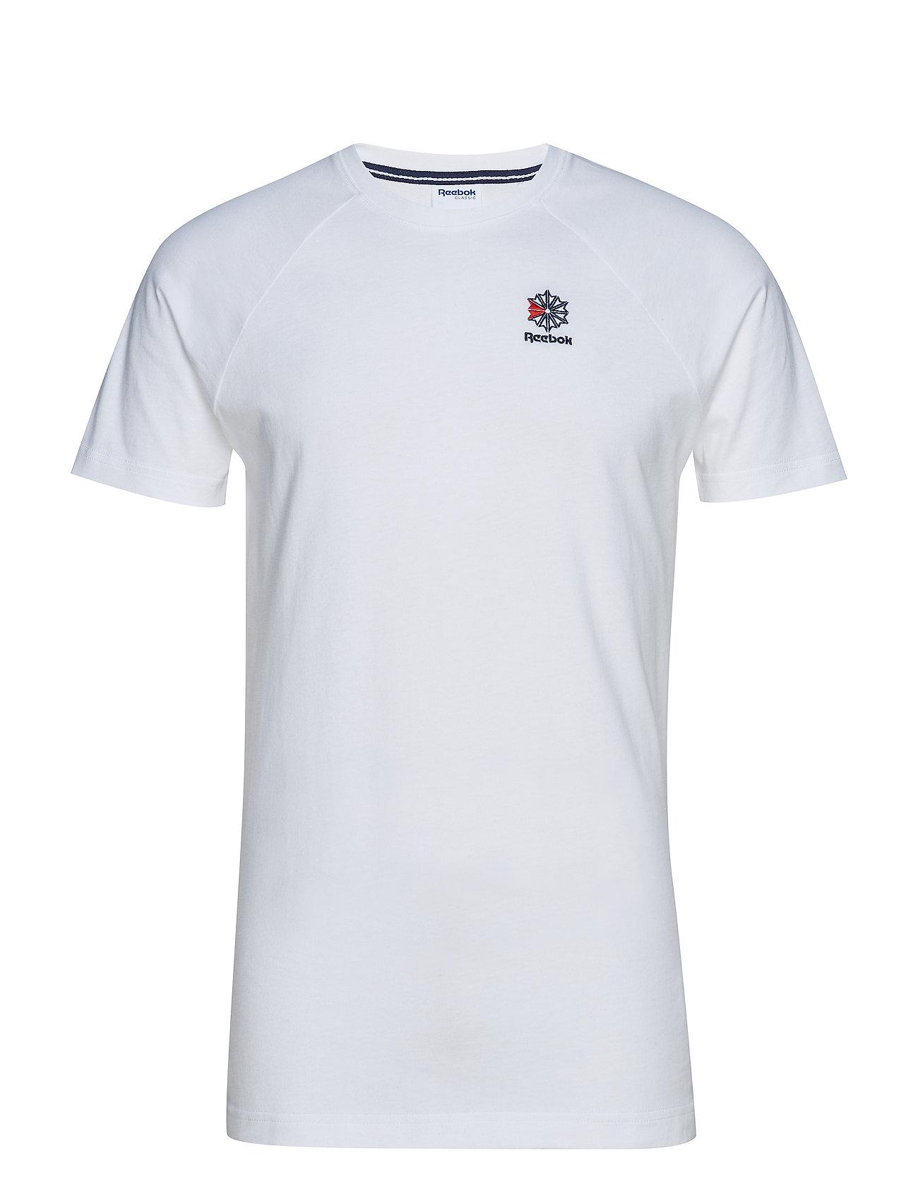 c59a4269 Ac F Ss Longer Tee (White) (249 kr) - Reebok Classics - T-shirts ...