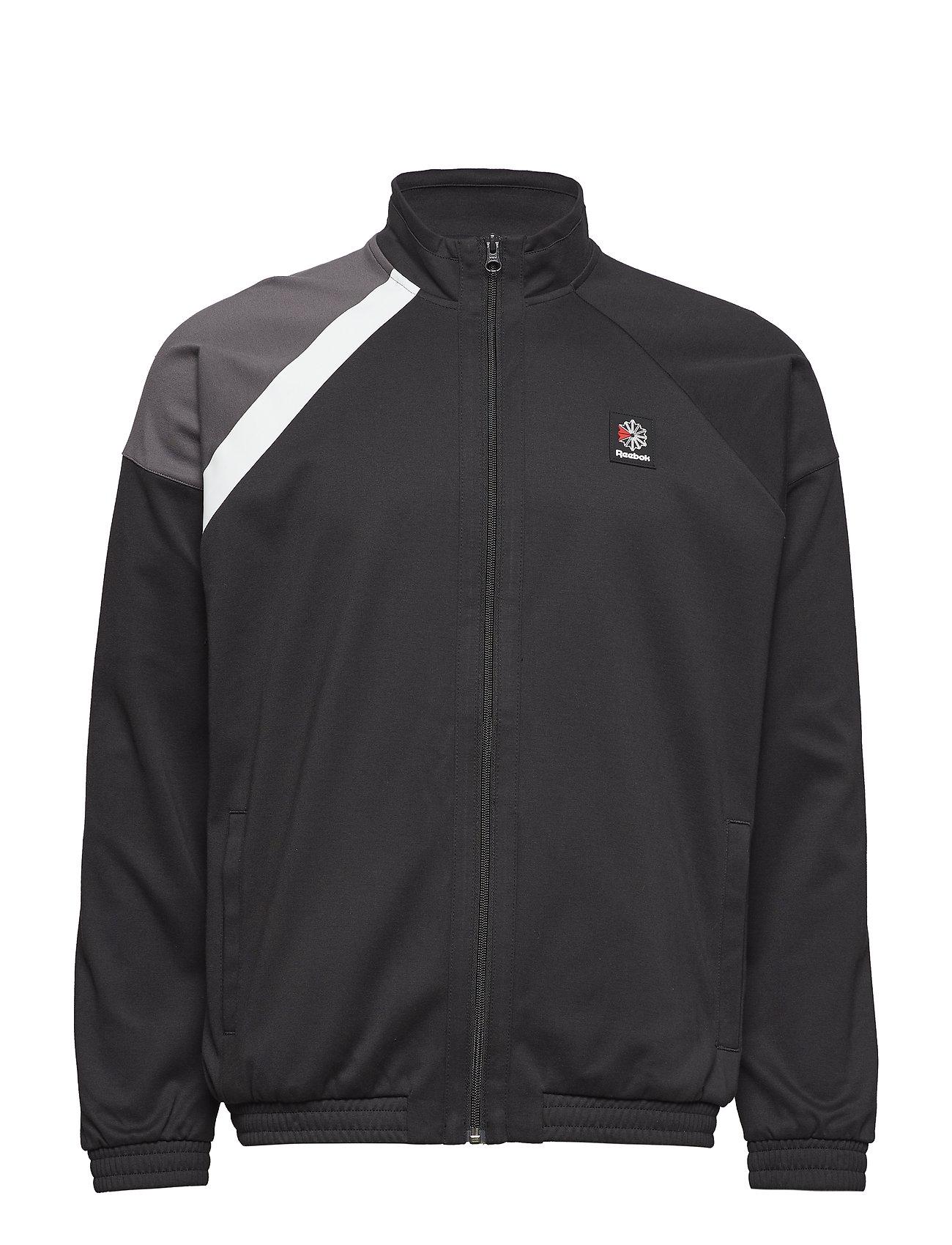 Es Trackjacket (Black) (£45.47) - Reebok Classics - Tops  70c118b30