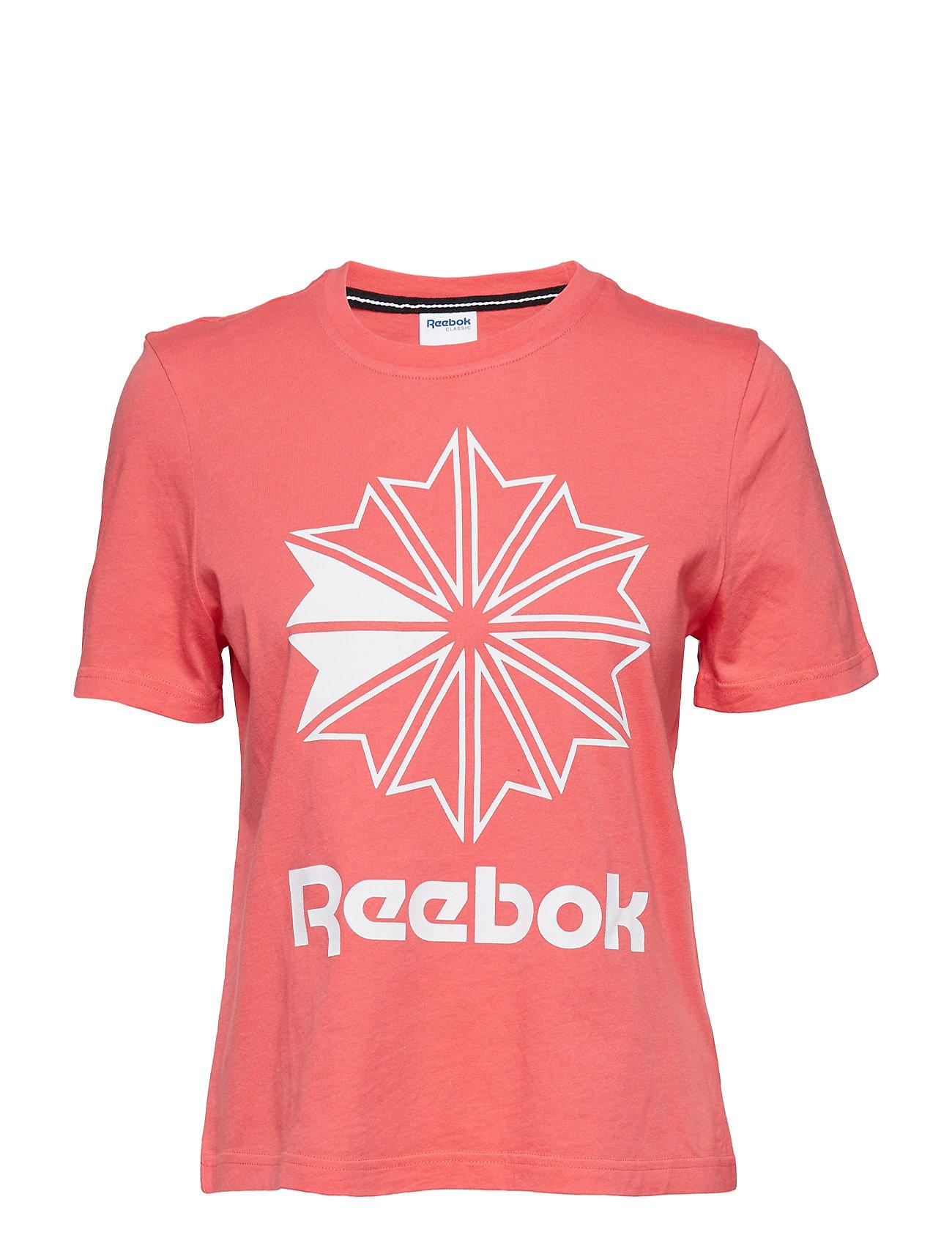 Image of Ac Gr Tee T-shirt Top Rød Reebok Classics (3107767649)