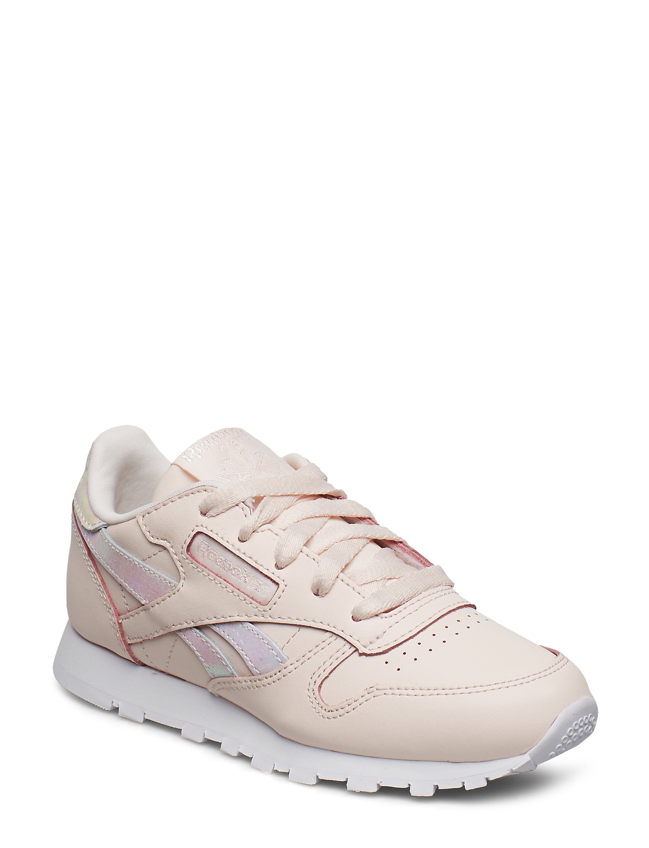 Reebok Classics CLASSIC LEATHER - PALE PINK/WHITE