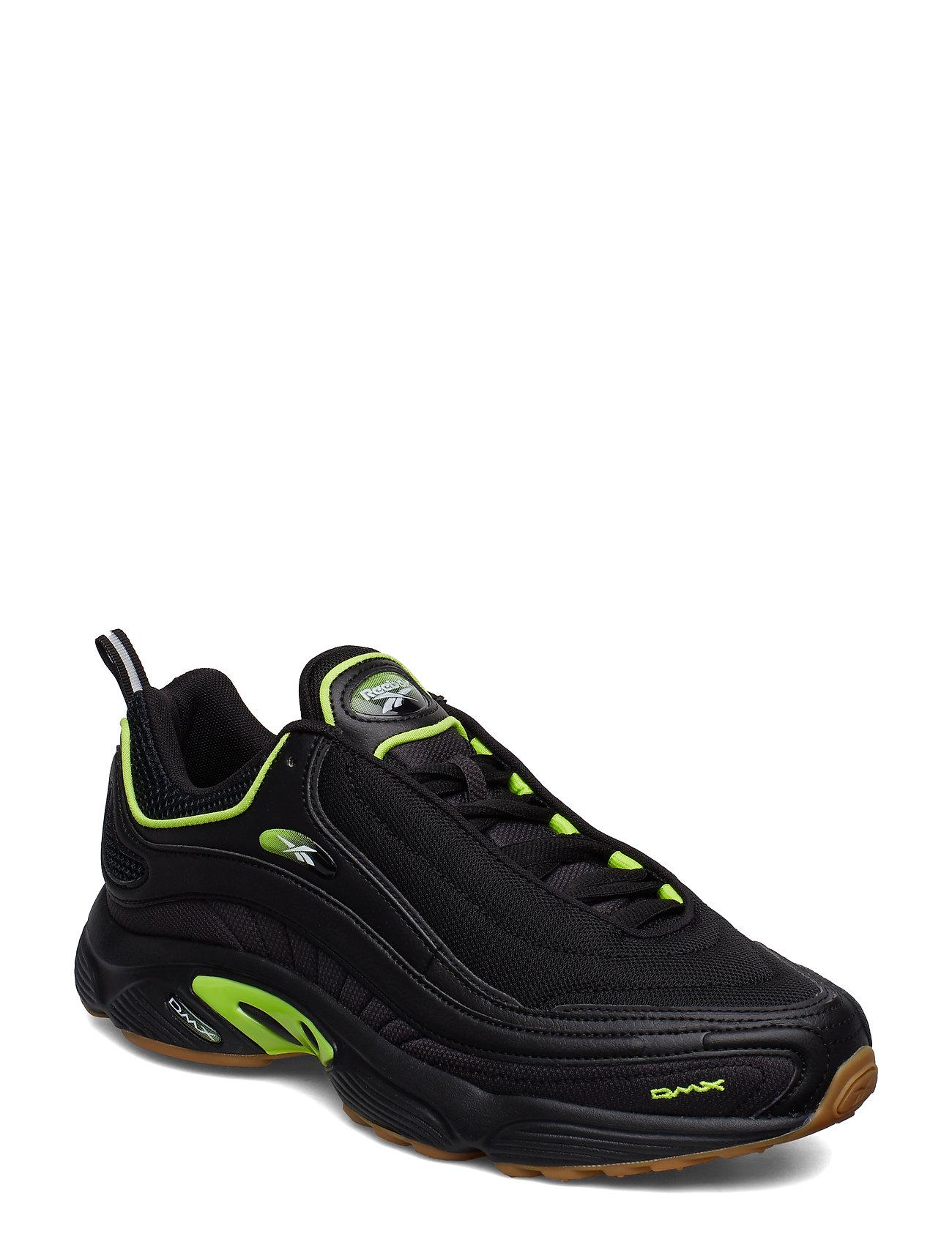 REEBOK Daytona Dmx Mu Niedrige Sneaker Schwarz REEBOK CLASSICS