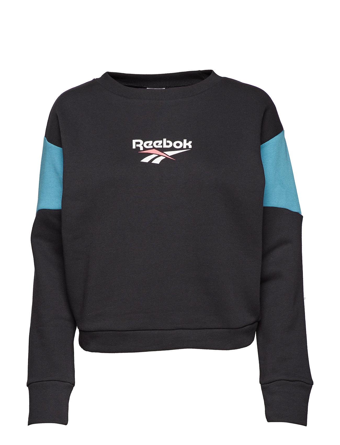 Reebok Classics CL V CREW - BLACK