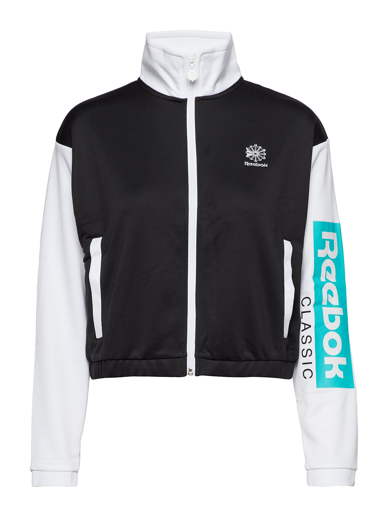 Reebok Classics CL R TRACKJACKET - BLACK