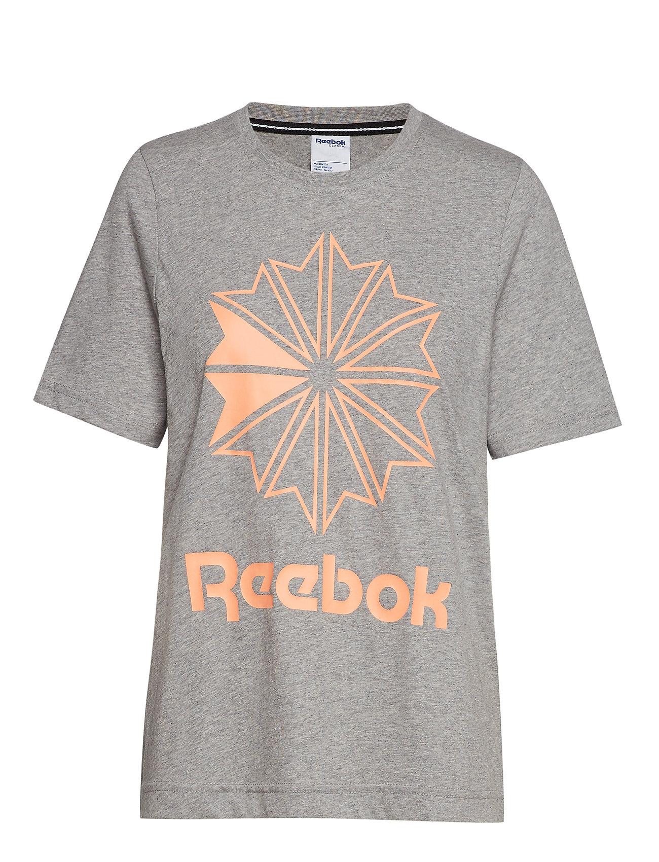 Image of Ac Gr Tee T-shirt Top Grå Reebok Classics (3207951755)