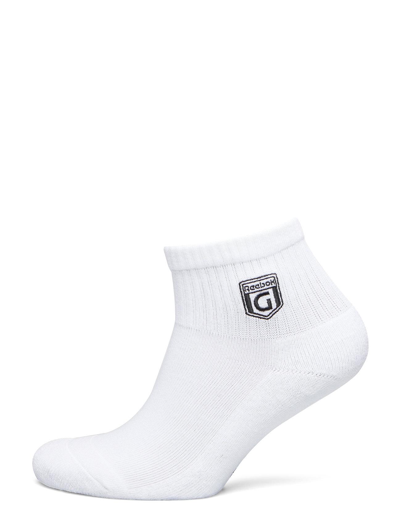 Reebok Classics CL Gigi Hadid Ankle socks - WHITE