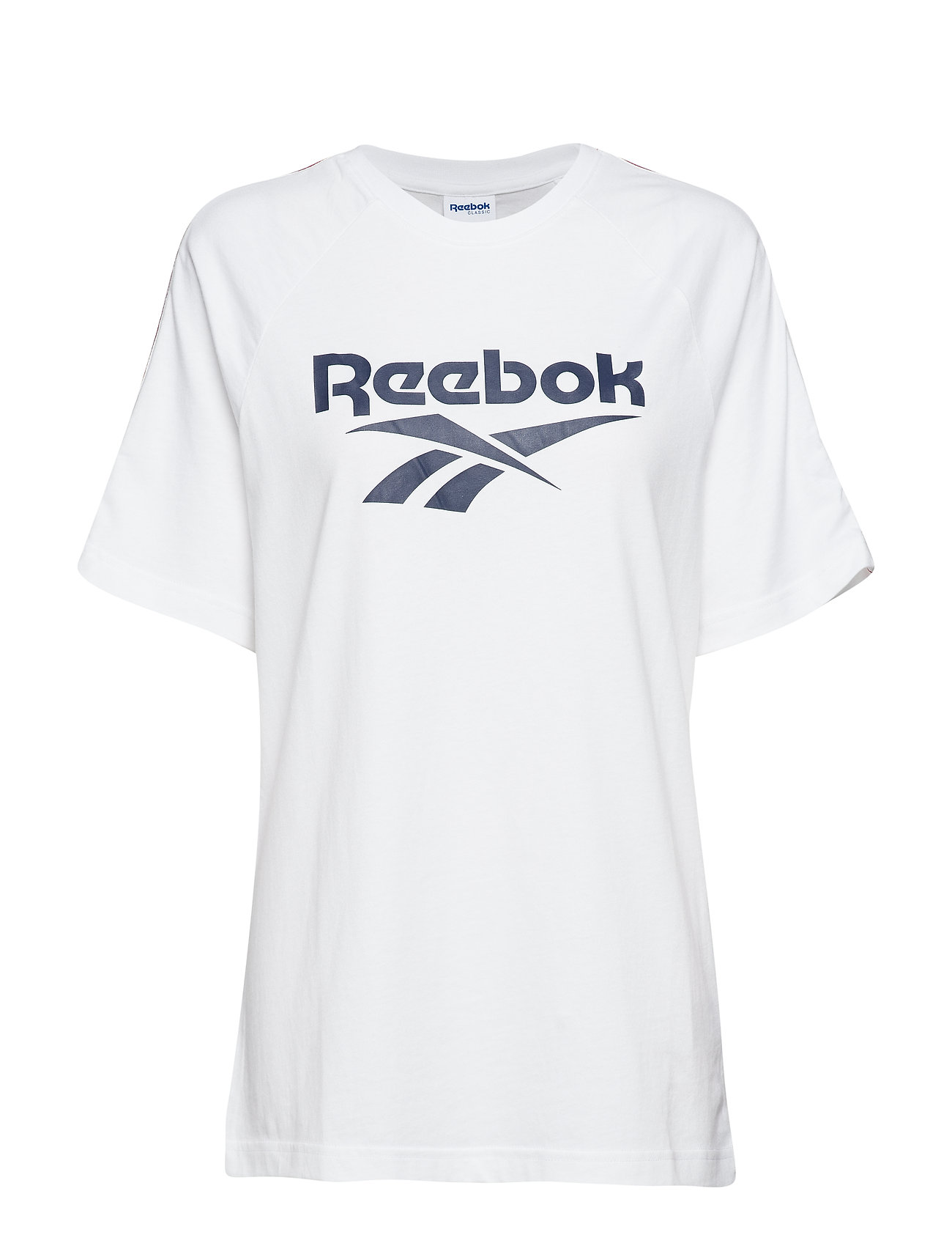 Reebok Classics CL V P TEE UNISEX - WHITE