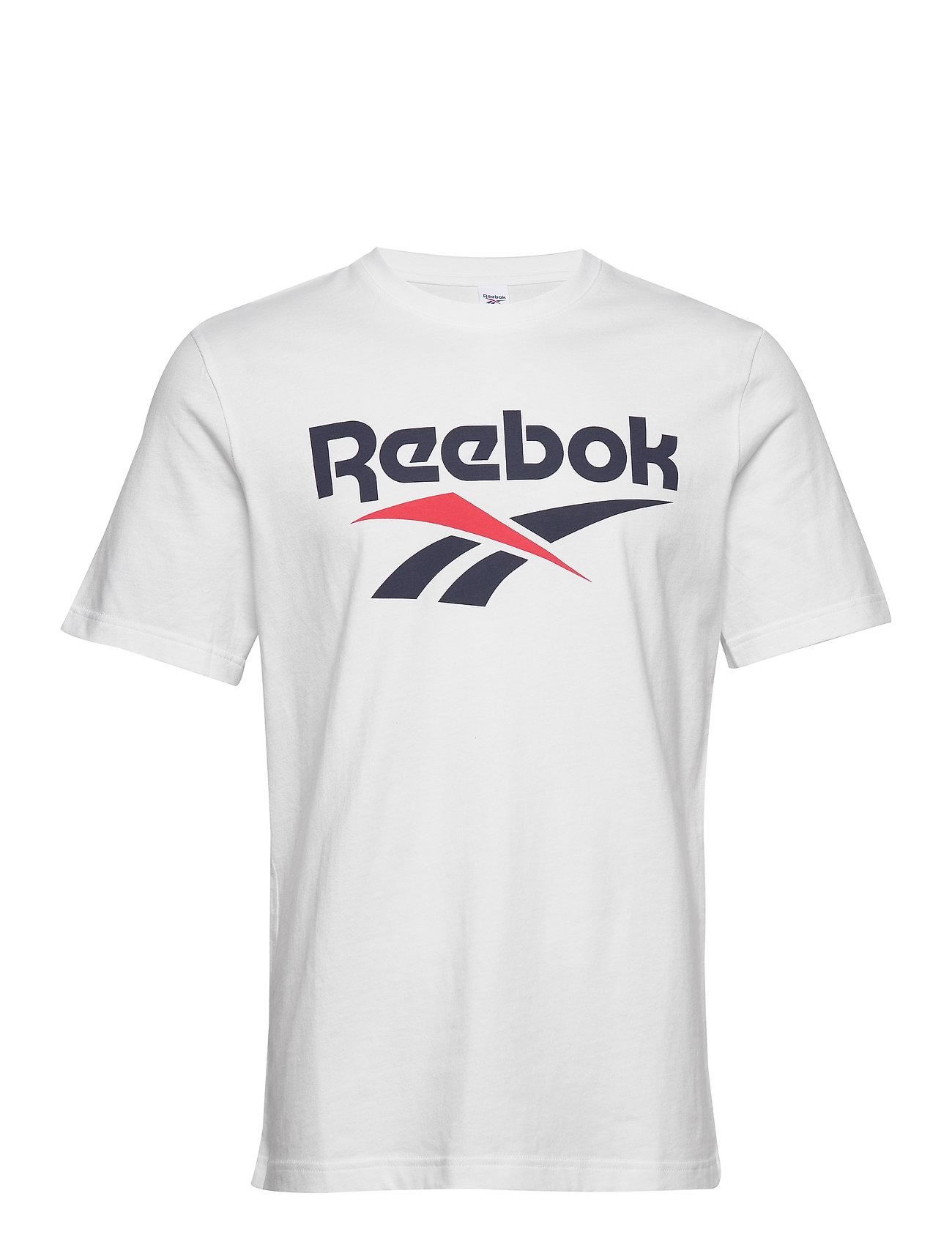 Reebok Classics CL F VECTOR TEE - WHITE
