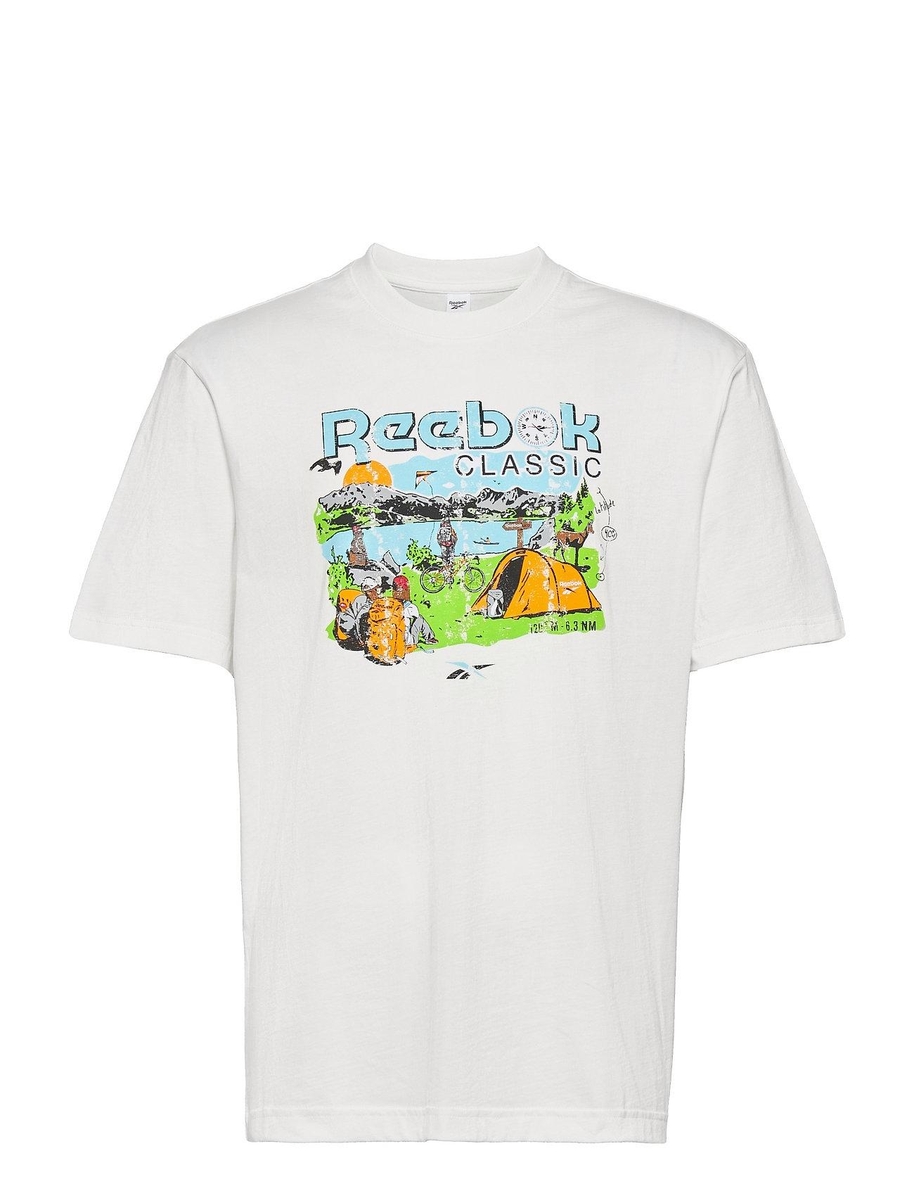 Image of Cl Intl Tee West T-shirt Hvid Reebok Classics (3534657605)