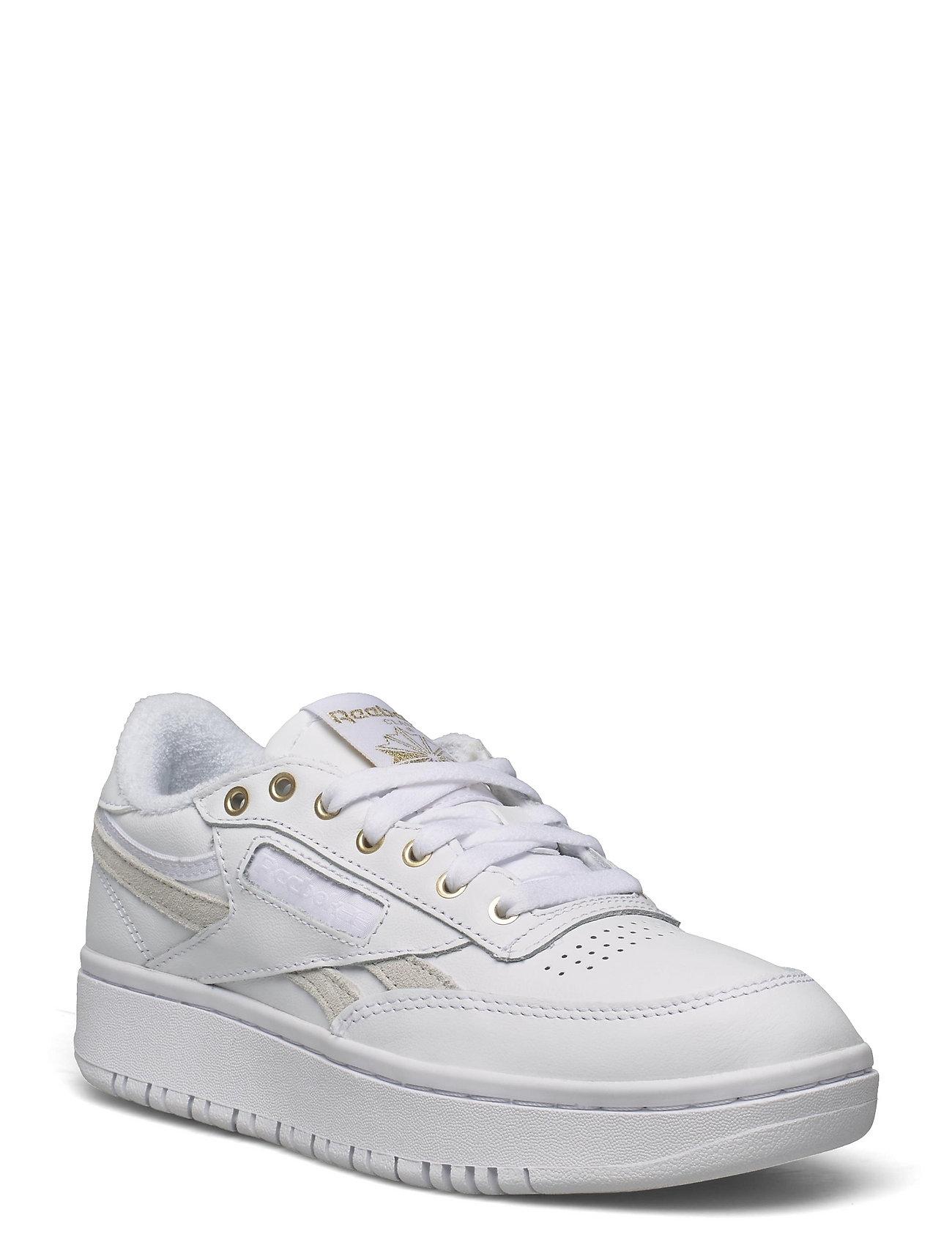 Club C Double Low-top Sneakers Hvid Reebok Classics