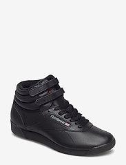 Reebok Classics - Freestyle Hi W - hoge sneakers - black - 0