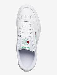 Reebok Classics - CLUB C 85 - laag sneakers - white/green - 3