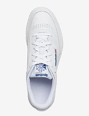 Reebok Classics - CLUB C 85 - laag sneakers - white/royal/gum - 3