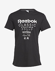 Reebok Classics - GP UNISEX  LONGER TE - sports tops - black - 0