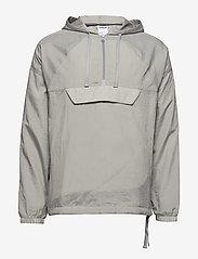 Reebok Classics - ES 1/2 ZIP OTH - sports jackets - mgsogr - 0