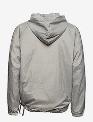 Reebok Classics - ES 1/2 ZIP OTH - sports jackets - mgsogr - 3