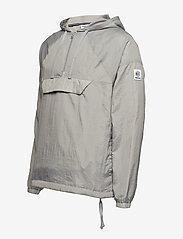 Reebok Classics - ES 1/2 ZIP OTH - sports jackets - mgsogr - 4