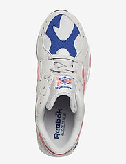 Reebok Classics - AZTREK - chunky sneakers - grey/acid pink/royal/ - 3