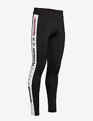 Reebok Classics - CL GP LEGGING - leggings - black - 4