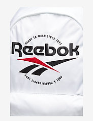 Reebok Classics - CL Backpack RTW - gender neutral - white - 3