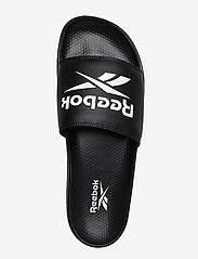 Reebok Classics - REEBOK CLASSIC SLIDE - sneakers - black/white/none - 3