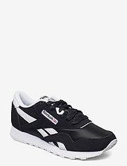 Reebok Classics - Classic Nylon W - sneakers - black/white/none - 1