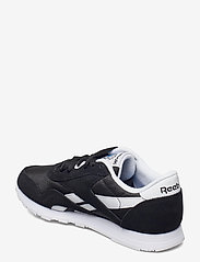 Reebok Classics - Classic Nylon W - lage sneakers - black/white/none - 3