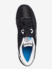 Reebok Classics - Classic Nylon W - lage sneakers - black/white/none - 4