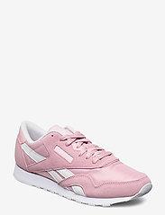 Reebok Classics - CL NYLON - sneakers - clapnk/white/white - 0
