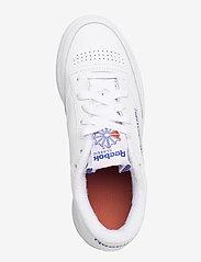 Reebok Classics - Club C 85 W - sneakers - white/lumlil/coublu - 3