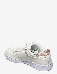 Reebok Classics - Club C 85 W - sneakers - chalk/golbro/ftwwht - 2