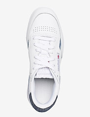 Reebok Classics - Club C Double W - sneakers - ftwwht/cdgry2/dynred - 3