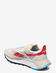 Reebok Classics - Classic Leather Legacy - laag sneakers - alabas/chalk/lasred - 3