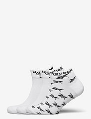 CL FO Ankle Sock 3P - WHITE