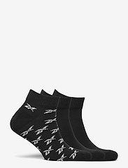 Reebok Classics - CL FO Ankle Sock 3P - kousen - black - 5