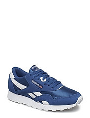 CL NYLON - BUNKER BLUE/WHITE