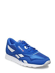 CL NYLON COLOR - CRUSHED COBALT/WHITE