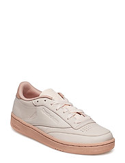 CLUB C 85 - PALE PINK/DUSTY PINK/