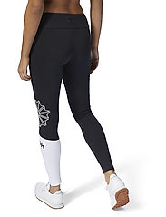Reebok Classics - AC LOGO LEGGING - leggings - black - 4