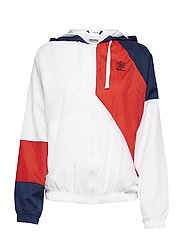 AC WINDBREAKER - WHITE