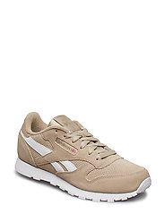 CLASSIC LEATHER - LIGHT SAND/SAND BEIGE