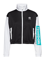 CL R TRACKJACKET - BLACK