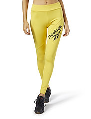 Reebok Classics - CL V P LEGGING - running & training tights - toxyel - 0