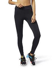 Reebok Classics - CL GP LEGGING - leggings - black - 0