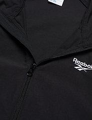 Reebok Classics - CL TRACKJACKET - track jackets - black - 2
