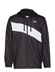 CL V P WINDBREAKER - BLACK