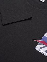 Reebok Classics - CL INTL SPORT LS TEE - langarmshirts - black - 4