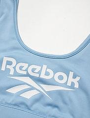 Reebok Classics - CL F VECTOR BRALETTE - sport bras: low - flublu - 3